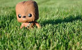 Chewbacca doll. Well, bobble-head at least.
