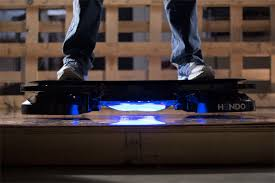 The Hendo Hoverboard