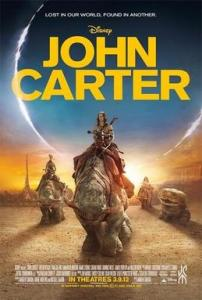 In 2012, John Carter got his own live-action movie